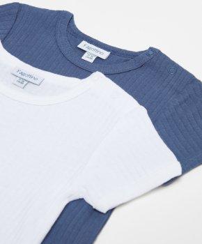 Боди-футболка ОVS 1102941-78 2 шт