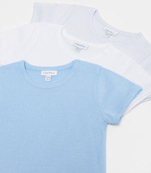Боди-футболка ОVS 1107645-58060 3 шт
