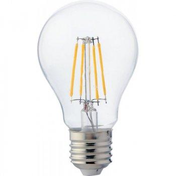 "Лампа світлодіодна A55 6W E27 4LED 2700-3200K 230V ""LEMANSO"" LM338"