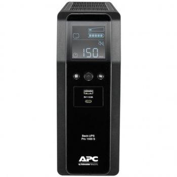 Джерело безперебійного живлення APC Back-UPS Pro BR 1600VA (BR1600SI)