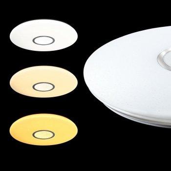 Світильник світлодіодний Biom SMART SML-R07-80 3000-6000K 80Вт з д/у