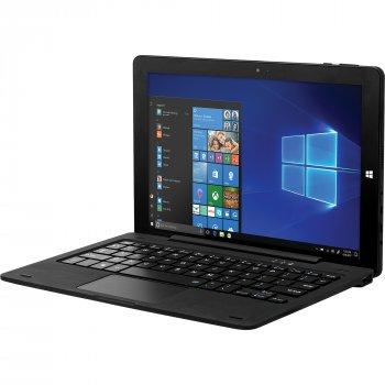 Планшет с клавиатурой EVOO Transformer Tab 10 4/32GB WiFi (EV-T2IN1-101-2-BK) Black