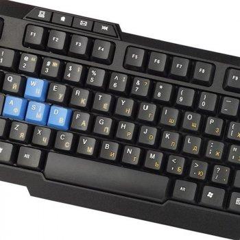 Клавіатура Piko KB-106 Black (1283126467097) USB