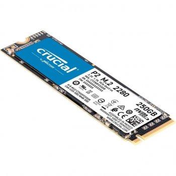 Накопичувач SSD M. 2 2280 250GB MICRON (CT250P2SSD8)