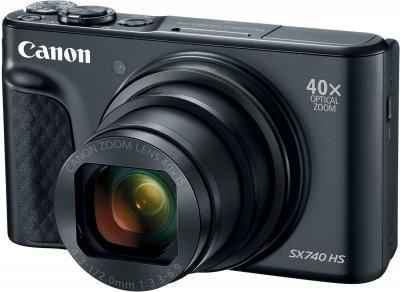Фотоапарат Canon Powershot SX740 HS Black (2955C012) Офіційна гарантія!