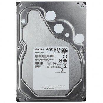 Жорсткий диск для сервера 4TB TOSHIBA (MG03SCA400)