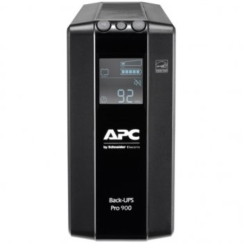 Джерело безперебійного живлення APC Back-UPS Pro BR 900VA, LCD (BR900MI)