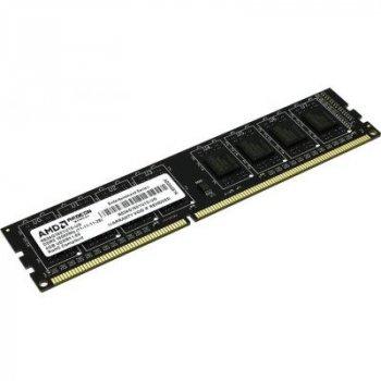 Модуль памяти для компьютера DDR3 4GB 1600 MHz AMD (R534G1601U1S-U)