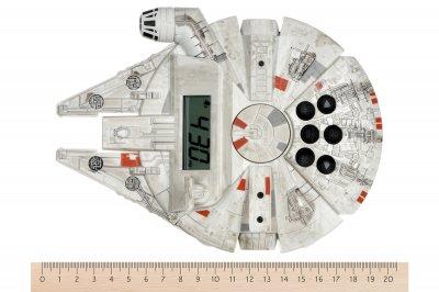 eKids iHome Disney Star Wars, Millenium Falcon c нічником KdsSW-347.UFMV7