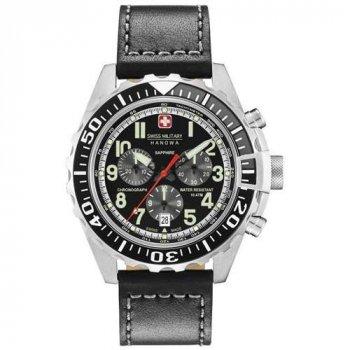 Годинники наручні Swiss Military-Hanowa SwssMltry-Hnw06-4304.04.007.07