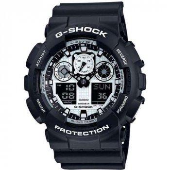 Годинник наручний Casio G-Shock CsG-ShckGA-100BW-1AER