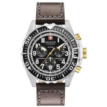 Годинники наручні Swiss Military-Hanowa SwssMltry-Hnw06-4304.04.007.05