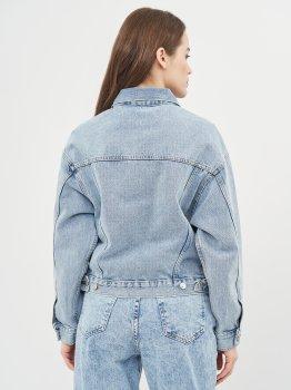 Джинсова куртка Mango 87074017-TM