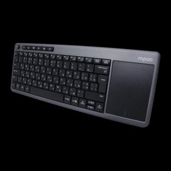 Бездротова клавіатура Rapoo K2600 Grey