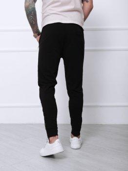 Спортивные штаны ISSA PLUS SA-127 Черные