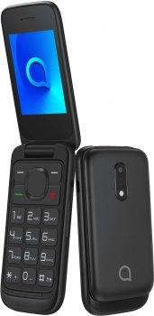 Мобильный телефон Alcatel 2053 Dual SIM Volcano Black (2053D-2AALUA1) (354766115280750) - Уценка