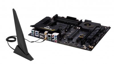 Материнська плата ASUS TUF GAMING X570-PRO (WI-FI) Socket AM4