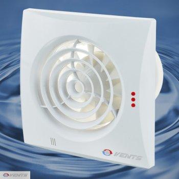Вентилятор побутовий витяжний Vents 150 Квайт