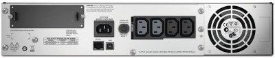 ИБП APC Smart-UPS RM 1500VA 2U LCD (SMT1500RMI2U)