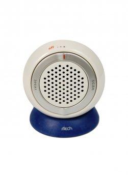 Портативний міні радіоприймач I-tech 6х7х4см Білий 000014817