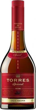 Бренди Torres Spiced Spirit Drink 0.7 л 35% (8410113008596)