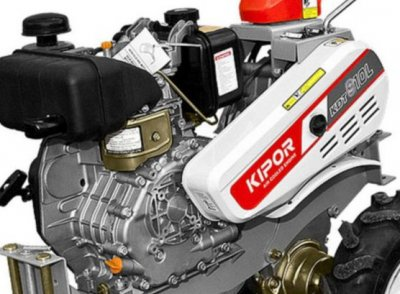 Мотоблок дизельный Kipor KDT910L (8.5 л.с.)