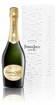 Шампанське Perrier-Jouet Grand Brut біле брют 0.75 л 12% в подарунковій упаковці (3113889000195)