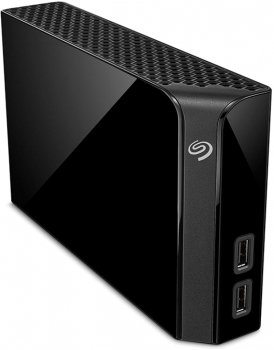 Жорсткий диск Seagate Backup Plus Hub 14 TB STEL14000400 3.5 USB 3.0 External Black