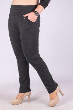 Штани жіночі теплі на короткому хутрі Алія 7-8-1