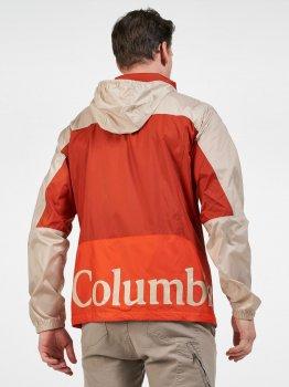 Ветровка Columbia 1890072-846 Оранжевая