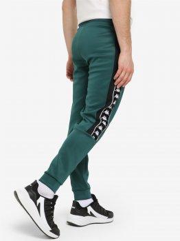 Спортивні штани Kappa 107846-74 Темно-зелені