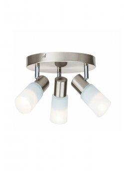 LED світильник стельовий Livarno Lux 21см Білий 32000000221205
