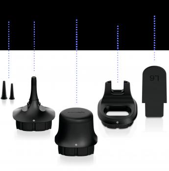 Домашнее устройство TytoCare ТайтоКер для дистанционного медицинского обследования (tytoUA)