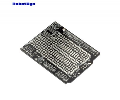 Плата розширення для прототипування для Arduino Uno розпаяний