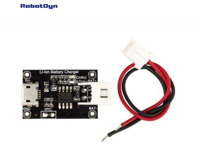 Модуль для зарядки Li-Ion акумуляторів Robotdyn