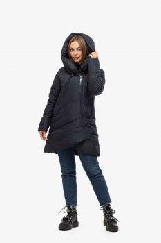 Зимняя куртка Deify 8453-11 Темно-синяя