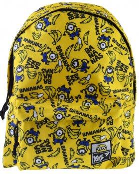 Рюкзак молодежный Yes ST-17 Minions 0.4 кг 28.5х39х11.5 см 12.5 л (557815)