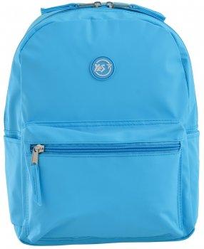 Рюкзак молодежный Yes T-67 Aqua 0.24 кг 22.5х30х11 см 7 л (557182)