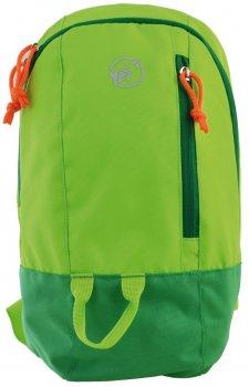 Рюкзак спортивный Yes VR-01 Зеленый унисекс 0.15 кг 19х33х9 см 5.5 л (557165)
