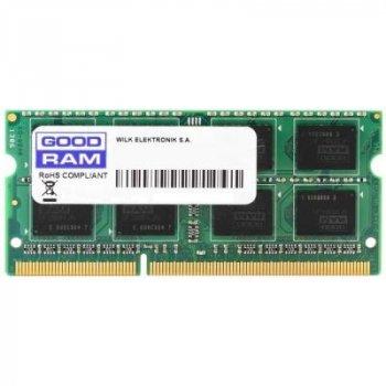 Модуль пам'яті SO-DIMM 8GB/2400 DDR4 GOODRAM (GR2400S464L17S/8G)