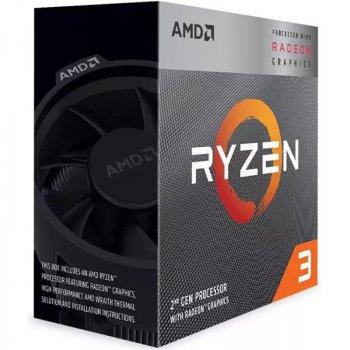 Процесор AMD Ryzen 3 3200G (3.6 GHz 4MB 65W AM4) Box (YD3200C5FHBOX)