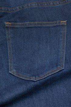 Джинсы H&M 5622457-AAQJ Темно-синие
