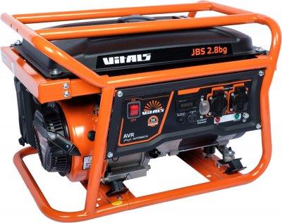 Генератор бензиновый Vitals JBS 2.8bg (88863N)