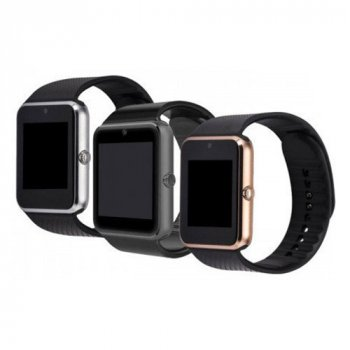 Smart Watch GT08 Sim card камера black