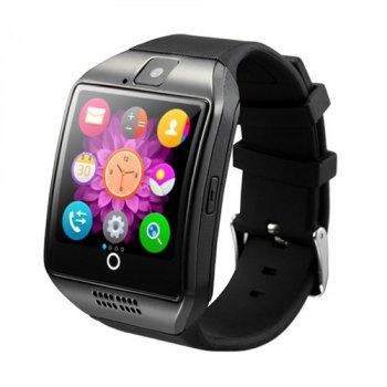 Smart Watch Q18 Sim card black