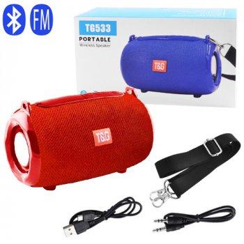 Bluetooth-колонка SPS UBL TG533 c функцией speakerphone радио red