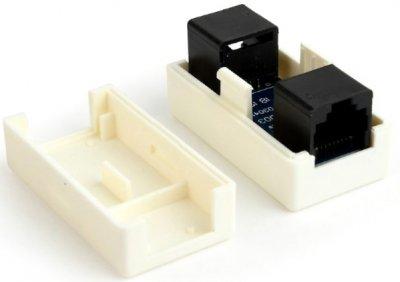 Соединитель сетевых разъемов Cablexpert CAT 6 (NCA-LC6-01)