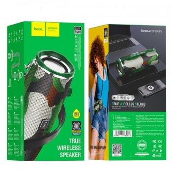 Колонка HOCO BS40 CAMOUFLAGE Desire song sports wireless speaker