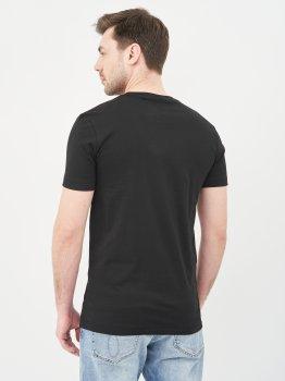 Футболка Calvin Klein Jeans Mirror Logo Slim Fit Tee J30J317063-BEH Pvh Black