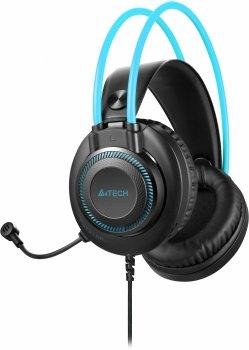 Навушники A4Tech Fstyler FH200U Blue (4711421957168)